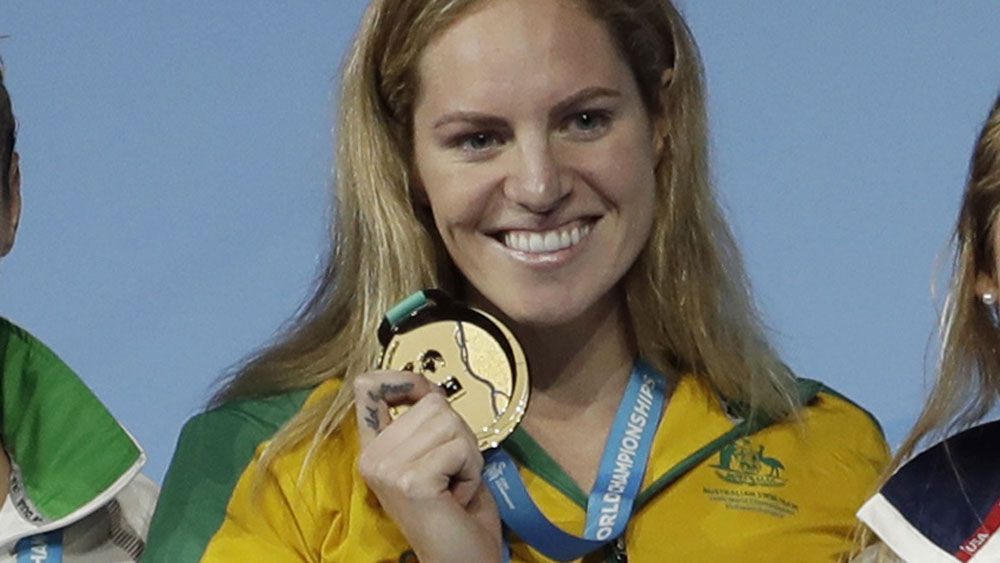 Seebohm breaks Australian gold drought