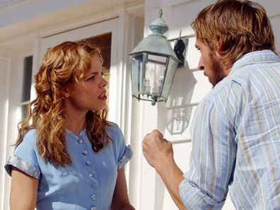 Fight scene from The Notebook.