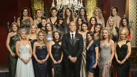 Guess which Aussie Bachelor girl is pregnant!