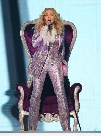Madonna singing Eurovision 2019