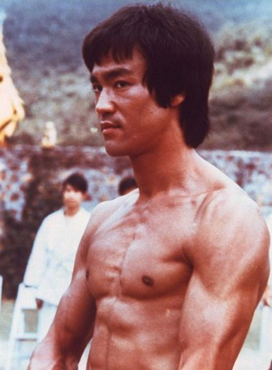 Mike Moh, Bruce Lee, Once Upon a Time in Hollywood