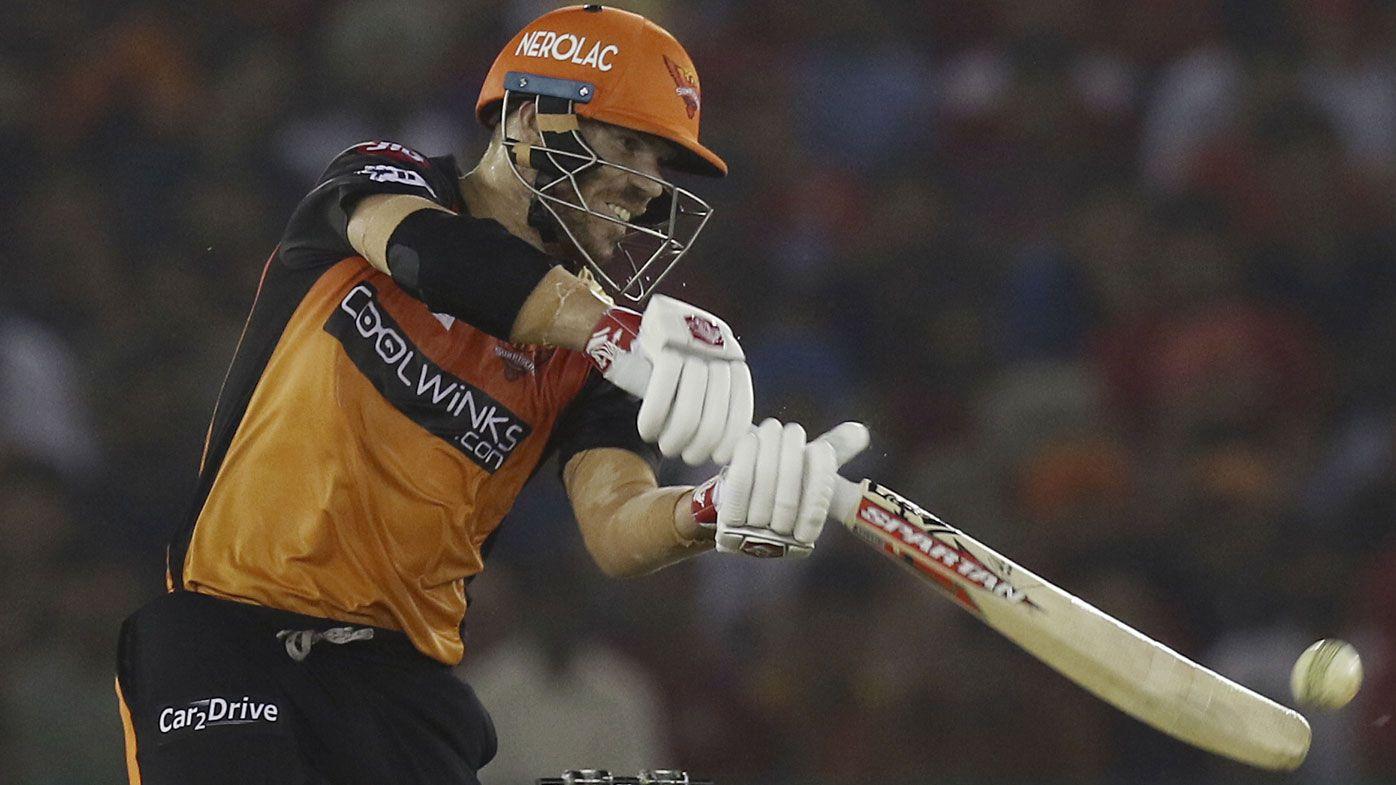 David Warner's 70 in vain as Kings XI Punjab edge out Sunrisers Hyderabad in IPL