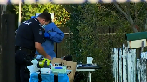 A police taskforce has been set up to investigate the suspicious death of a 45-year-old woman inside her Brisbane home last night.
