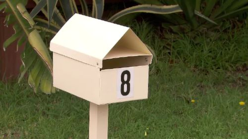 A stranger dropped Ms Goodall's wallet in a letterbox. (9NEWS)