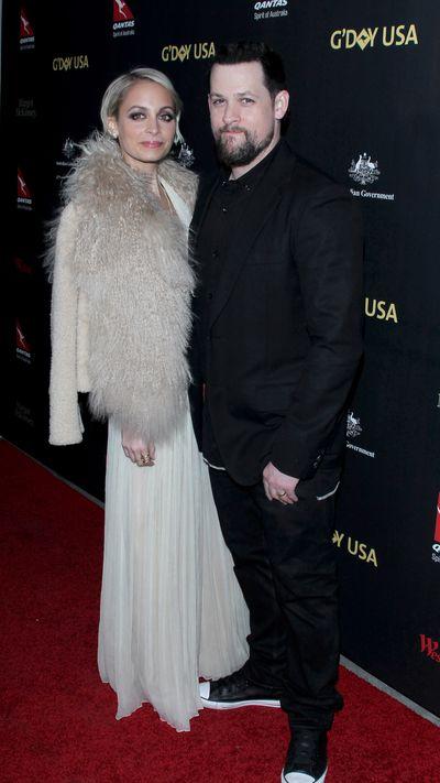 Nicole Richie and Joel Madden<em></em>