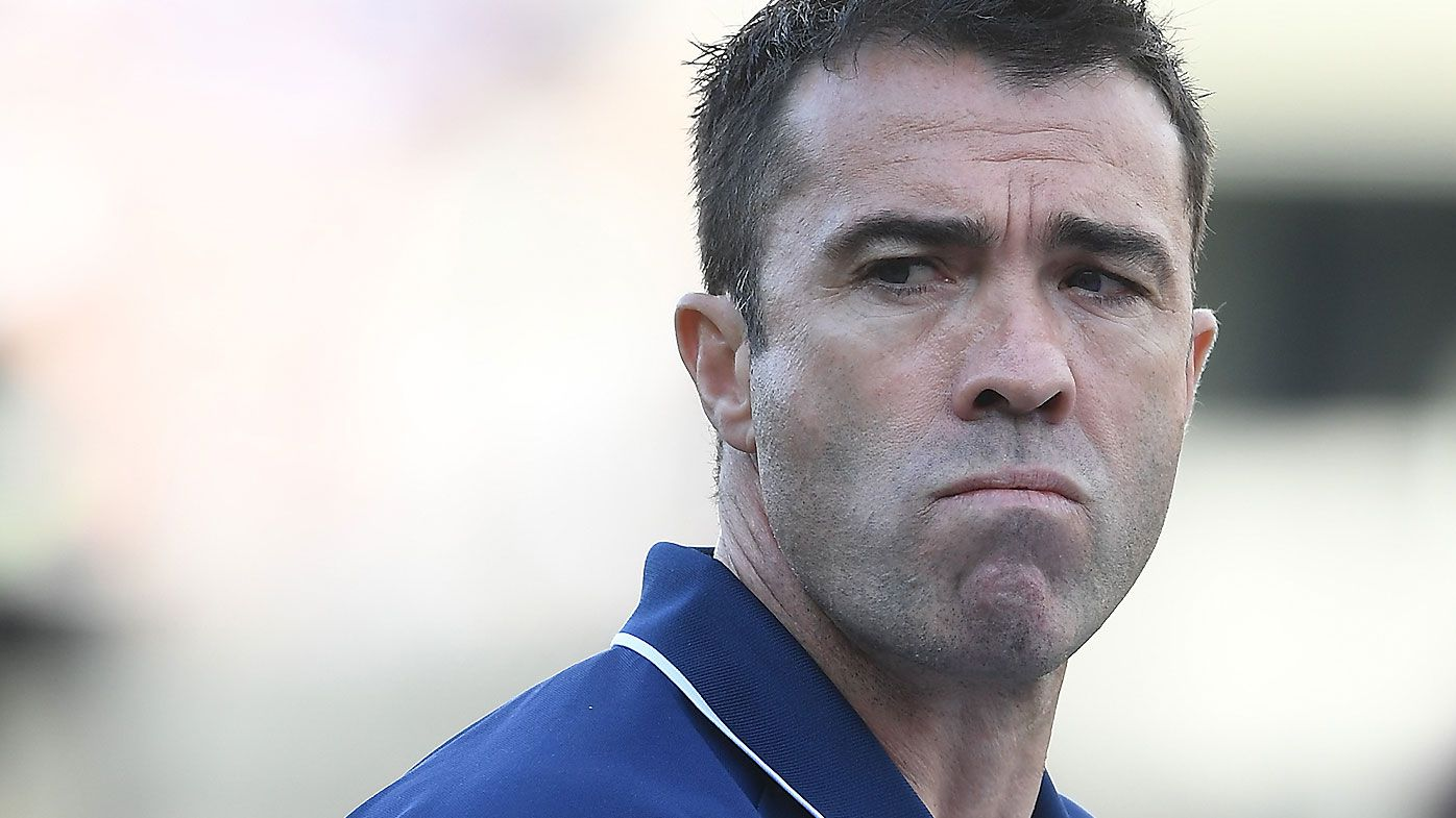 Geelong coach Chris Scott discusses AFL's mental health 'tragedy' after Tom Boyd