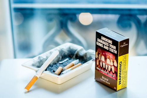 The plan aims to reduce the numbers of smokers in Victoria to just 5% of the state's population. Picture: Getty.