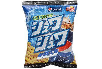 Pepsi-flavoured Cheetos
