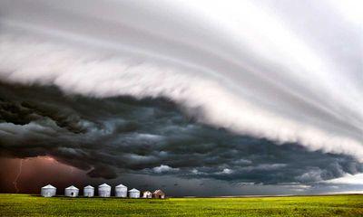 2. Storm in Saskatchewan