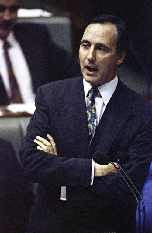 Dividend imputation was a scheme created by Paul Keating back in 1987. (AAP)