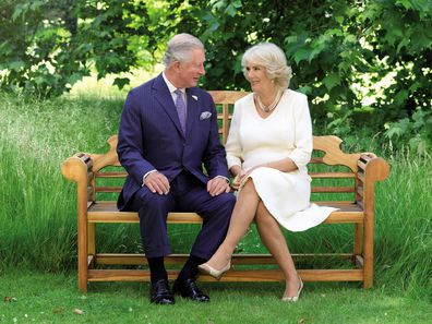Inside Clarence House, home of Prince Charles and Camilla