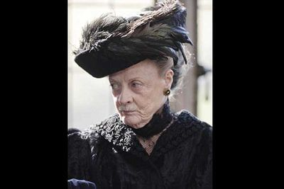 Dame Maggie Smith returns as Violet, the Dowager Countess of Grantham.