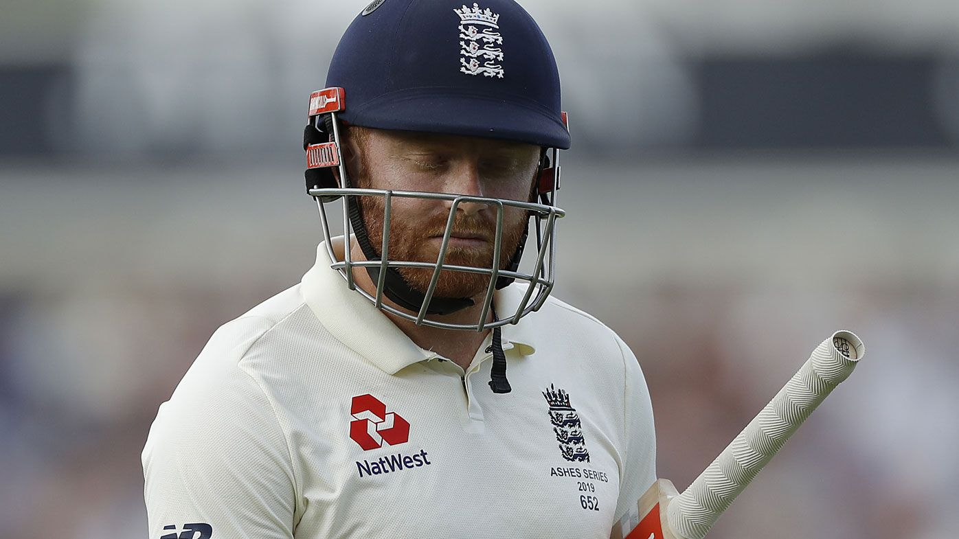 Ashes struggler Jonny Bairstow dropped for England's New Zealand Test tour