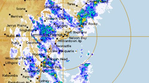 Northern New South Wales braces for wet weekend