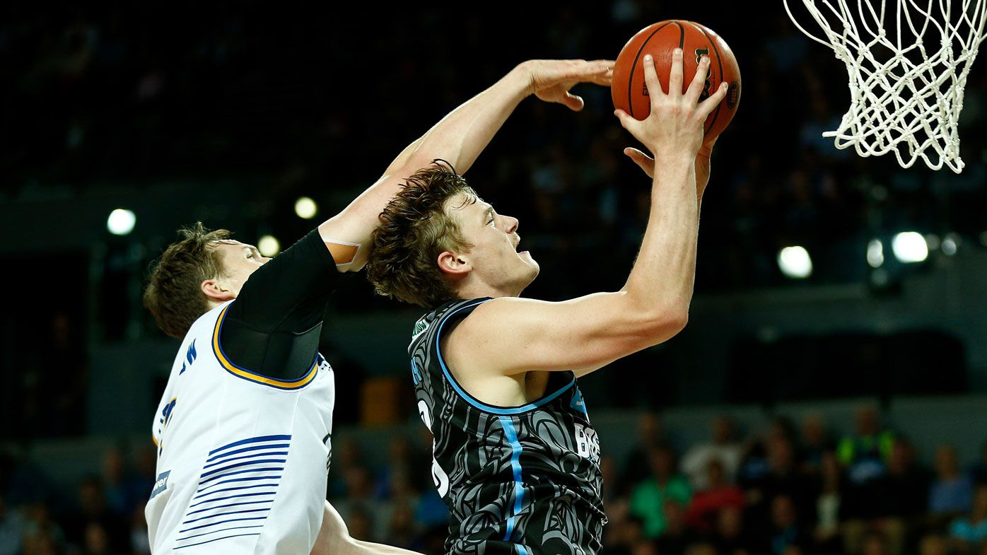 Cam Gliddon inspired Brisbane Bullets in upset victory over New Zealand Breakers in NBL season opener