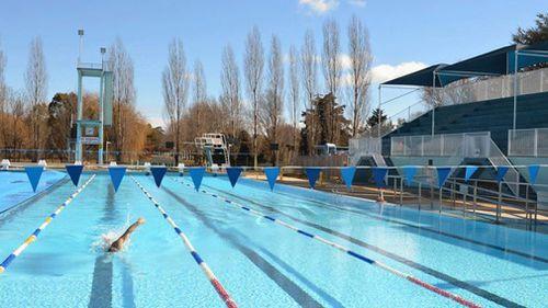 Orange Aquatic Centre. (Facebook/Orange Aquatic Centre)