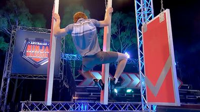 The Floating Doors are known to be one of the toughest obstacles in Australian Ninja Warrior.