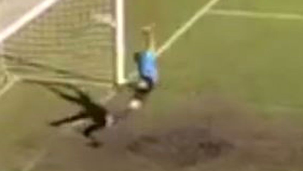The goal that apparently wasn't a goal