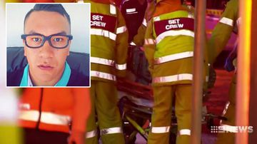 Father demands answers after son critically injured at Perth Airport