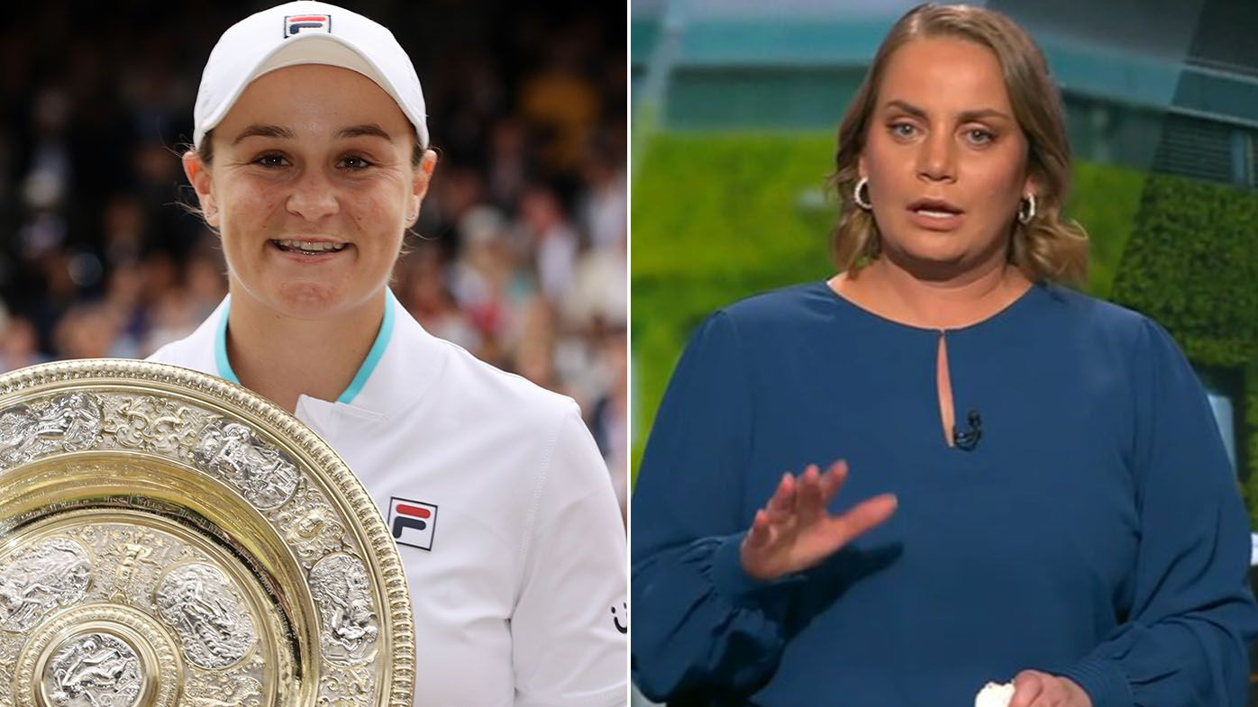 Jelena Dokic's tearful tribute to the loving parents of Wimbledon champion Ash Barty