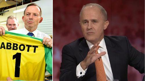 Turnbull points finger at 'captain' Abbott over Ruddock sacking