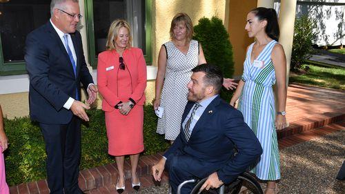 Australia Day Kurt Fearnley