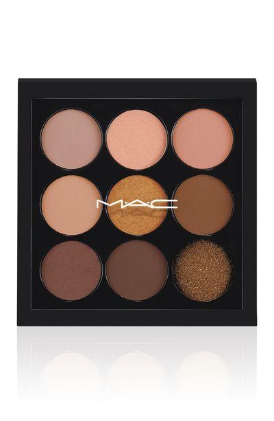 "<a href=""https://www.maccosmetics.com.au/product/13835/35470/Products/Makeup/Eyes/Eye-Palettes-Kits/Eye-Shadow-x-9-Amber-Times-Nine"" target=""_blank"">M.A.C Eyes x 9 in Amber, $67.</a>"