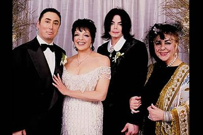 Liza Minnelli's marriage to facelift aficionado David Gest brought together some of the most fabulous people in showbiz for the happy day.