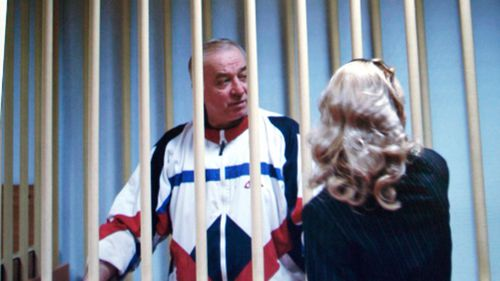 Sergei Skripal remains in a serious condition. (AAP)