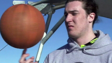 Is this Australia's next basketball star?