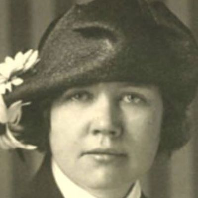 <p>Rose Wilder Lane</p>