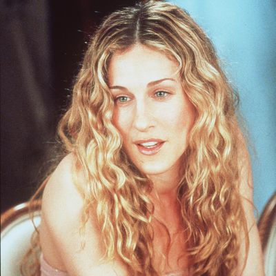 Sarah Jessica Parker as Carrie Bradshaw: Then
