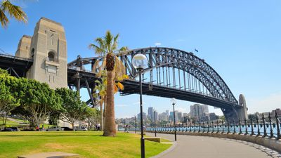 Better than the Bridge? The bizarre Sydney spot visitors like to brag about most