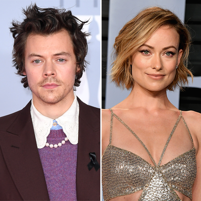 Harry Styles, Olivia Wilde, romance, dating, rumours