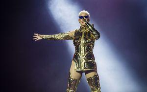 Katy Perry kicks off Witness tour in Australia