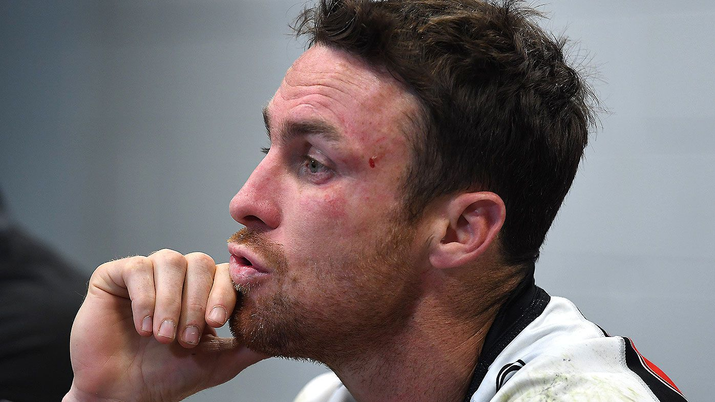 Penrith Panthers reportedly shopping star half James Maloney