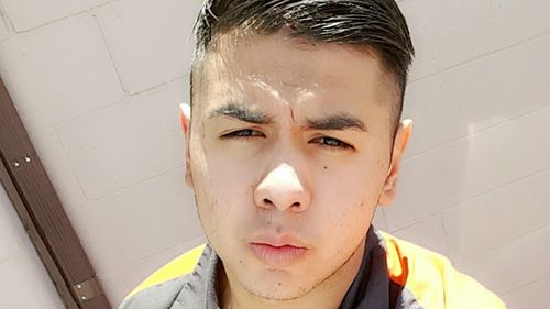 Jordan and Andre Anchondo (pictured) were killed after a gunman opened fire in an El Paso shopping centre.
