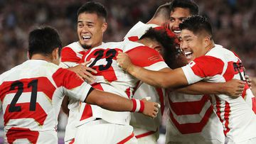 Japan create history with World Cup QF berth