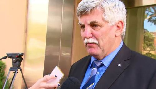 Detective Chief Inspector David Laidlaw said the shooting had been a tragedy for everyone involved. (9NEWS)