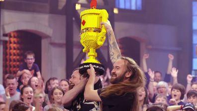 Jackson and Alex win LEGO Masters 2020