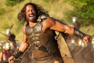 Hercules smashes into cinemas from July 24, 2014.
