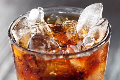 Swap soft drinks (180 calories/100ml)…