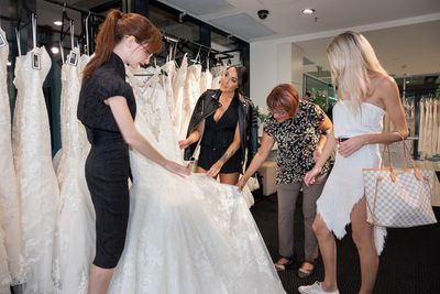 <em>Married at First Sight</em>'s Davina weighing up her options