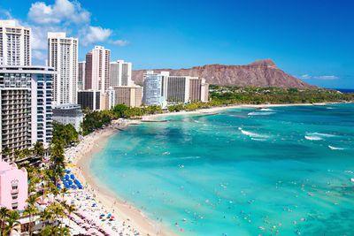 <strong>Honolulu, Hawaii</strong>