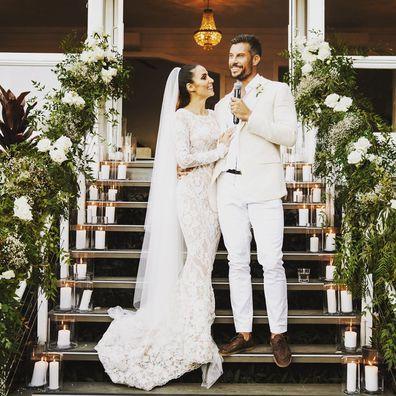 The Bachelor Australia's Snezana Markoski and Sam Wood