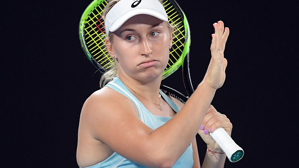 Australian Open 2018: Local hopes Daria Gavrilova and Matthew Ebden bundled out