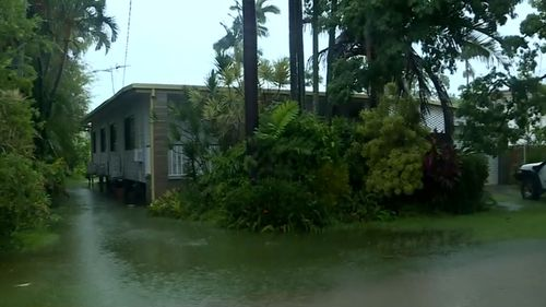 Townsville has been declared a disaster zone as huge rains have caused major flooding.