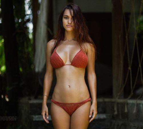 Mary Shum in Bali. (instagram @mary_shum_)