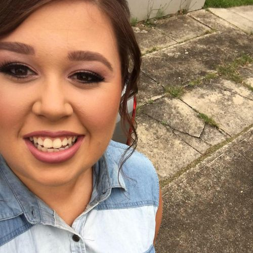 Natasha Gadd, 19, was walking home after a night out with friends when she was struck in Milperra (Facebook).
