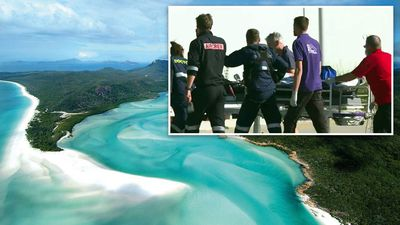 Whitsundays swimmers told to avoid water after 'freak' shark attacks